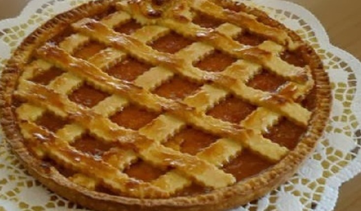 Crostata di marmellata - Home Italian Recipes